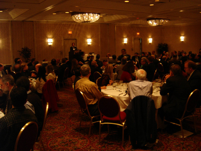 The Foresight Institute's 2004 Feynman Prize Banquet